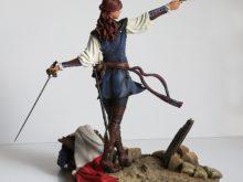 Assassin's Creed - Elise: The Fiery Templar