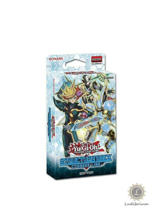 Yu-Gi-Oh! - Structure Deck - Cyberse Link