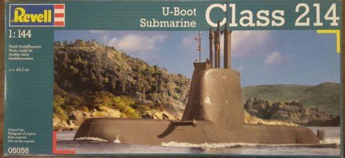 Revell 05056 - U-Boot - Class 214 - 1:144