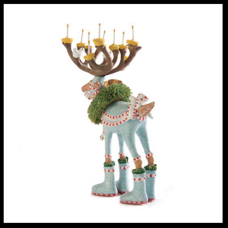 Ludibrium-Krinkles - Dash Away - Rentier Dasher Mini Ornament