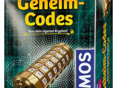 Experimentierkasten - Geheim-Codes
