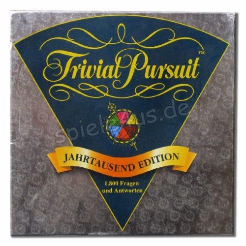 Trivial Pursuit Jahrtausend Ausgabe 1998 Hasbro Horn Abbot