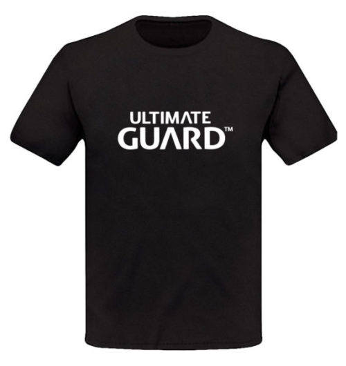 Ultimate Guard - T-Shirt Wordmark Schwarz