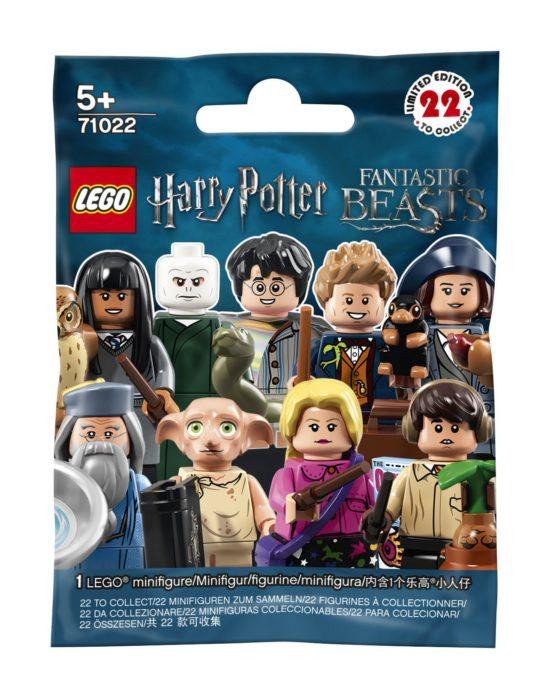 LEGO Minifigures Harry Potter und Phantastische Tierwesen 71022