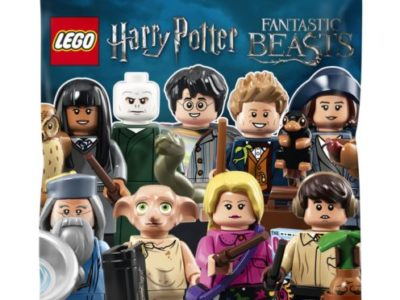 LEGO Minifigures Harry Potter und Phantastische Tierwesen 71022