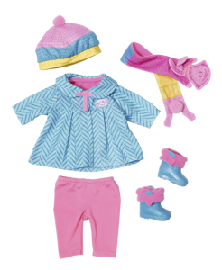 Zapf Creation - Baby Born Deluxe Set Kalte Tage