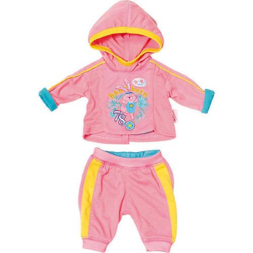 Zapf Creation - Baby Born Jogginganzug rosa