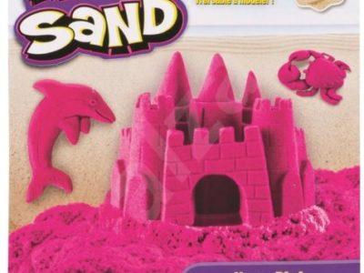 Spinmaster - Kinetic Sand Box Set Neon pink, 680 g