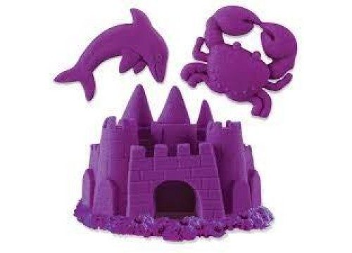 Spinmaster - Kinetic Sand Box Set Neon purple, 680 g
