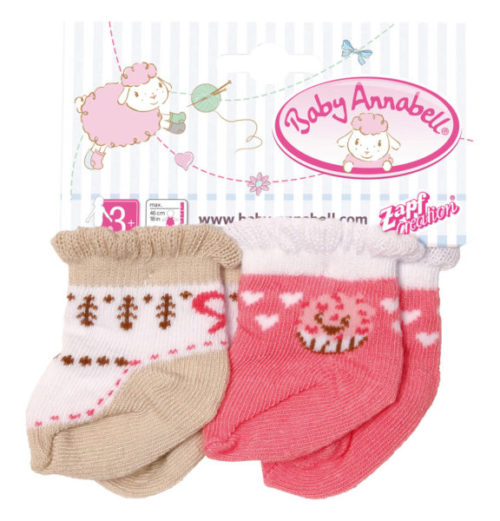 Zapf Creation Baby Annabell, Socken, 43 cm