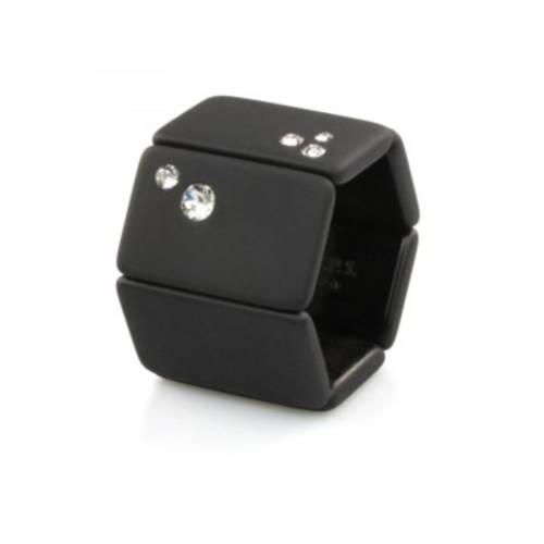 S.T.A.M.P.S. - Armband Belta Diamond Black