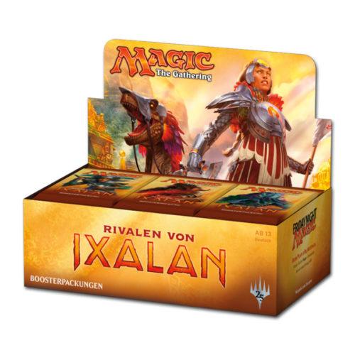Magic the Gathering - Rivalen von Ixalan Booster (deutsch)