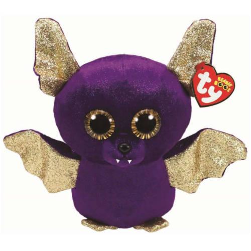 Ludibrium-Beanie Boos - Count die Fledermaus mit goldigen Flügeln