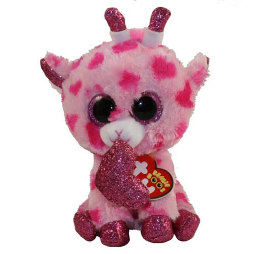 Ludibrium-Beanie Boos - Sweetums die Giraffe mit Herz