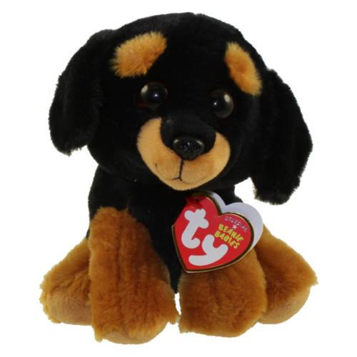 Ludibrium-Beanie Babies - Trevour der Rottweiler