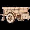 Ludibrium-Wooden.City - Anhänger WR310 (für Truck 4x4)