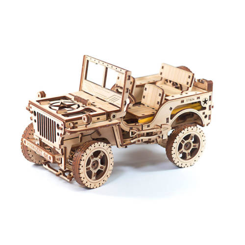 Wooden.City - Jeep 4x4