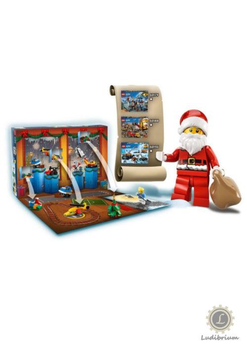 LEGO City 60201 - ADVENTSKALENDER 2018 kaufen Schweiz