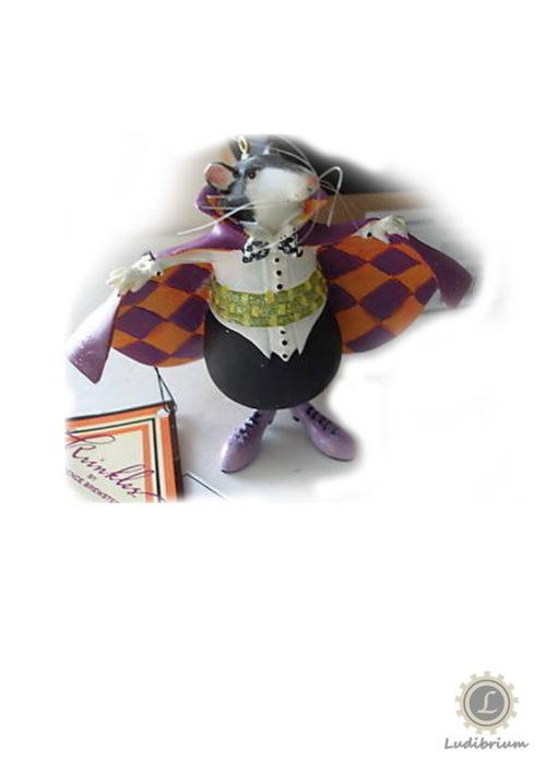 Krinkles - Rat Oranament