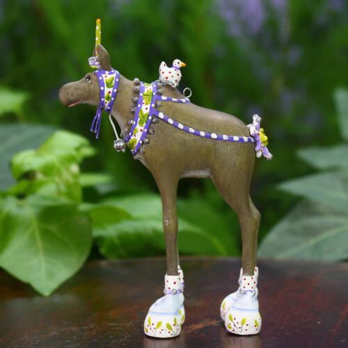 Ludibrium-Krinkles - Woodland - Mini Elch Maude Moose