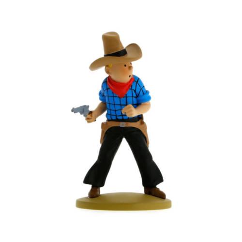 Tim als Cowboy / Tintin cowboy