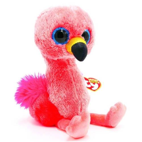 Ludibrium-Beanie Boos - Gilda der Flamingo