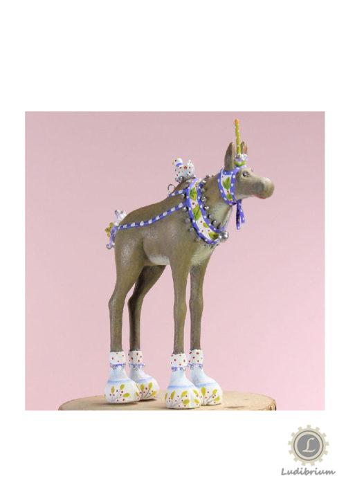 Krinkles - Mini Elch Maude-Moose
