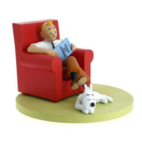 Tim und Struppi zu Hause / Tintin et milou à la maison