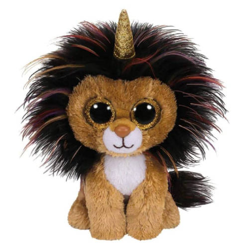 Ludibrium-Beanie Boos - Ramsey der Löwe (mit Horn)