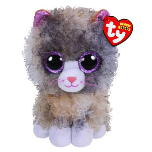 Ludibrium-Beanie Boos - Scrappy die Katze mit Locken