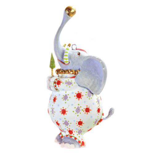 Ludibrium-Krinkles - Jambo Eleanor Elephant Mini Ornament