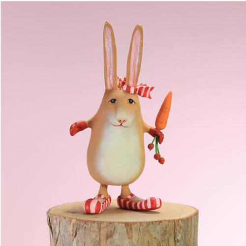 Krinkles - Mini Rebecca Rabbit Ornament