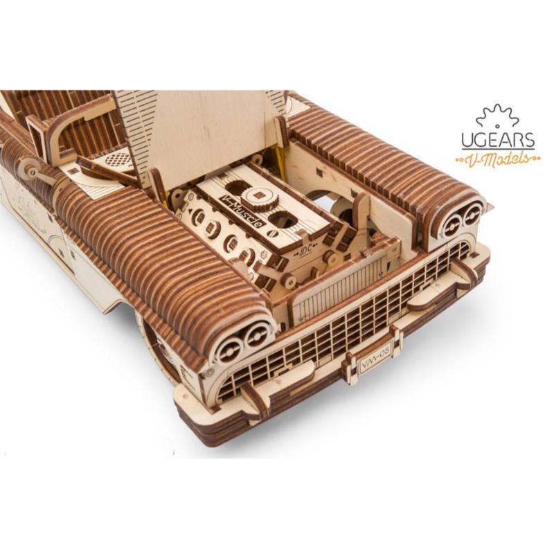 UGEARS 70073-Dream Cabriolet VM-05