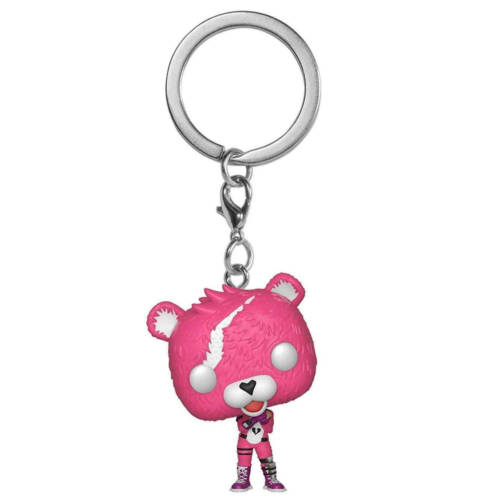 Ludibrium-Fortnite - Pocket POP! Vinyl Schlüsselanhänger Cuddle Team Leader