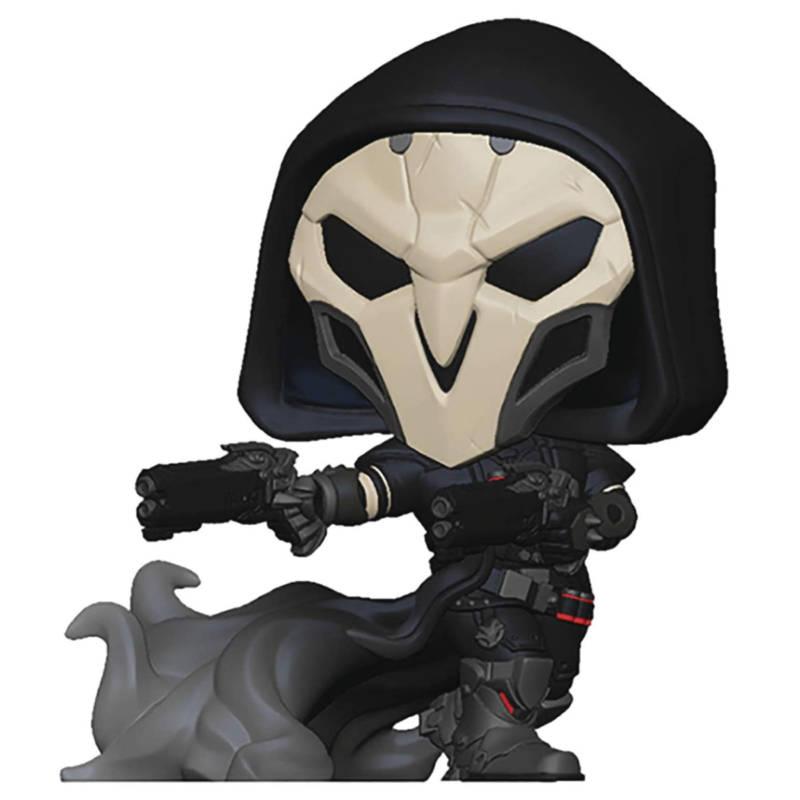 Ludibrium-Overwatch - POP! Games Vinyl Figur Reaper (Wraith)