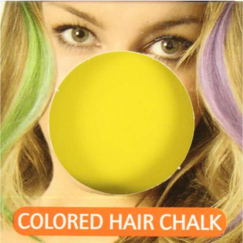 Haarkreide gelb