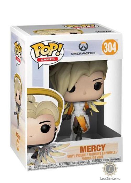 Overwatch - POP Vinyl Figur Mercy