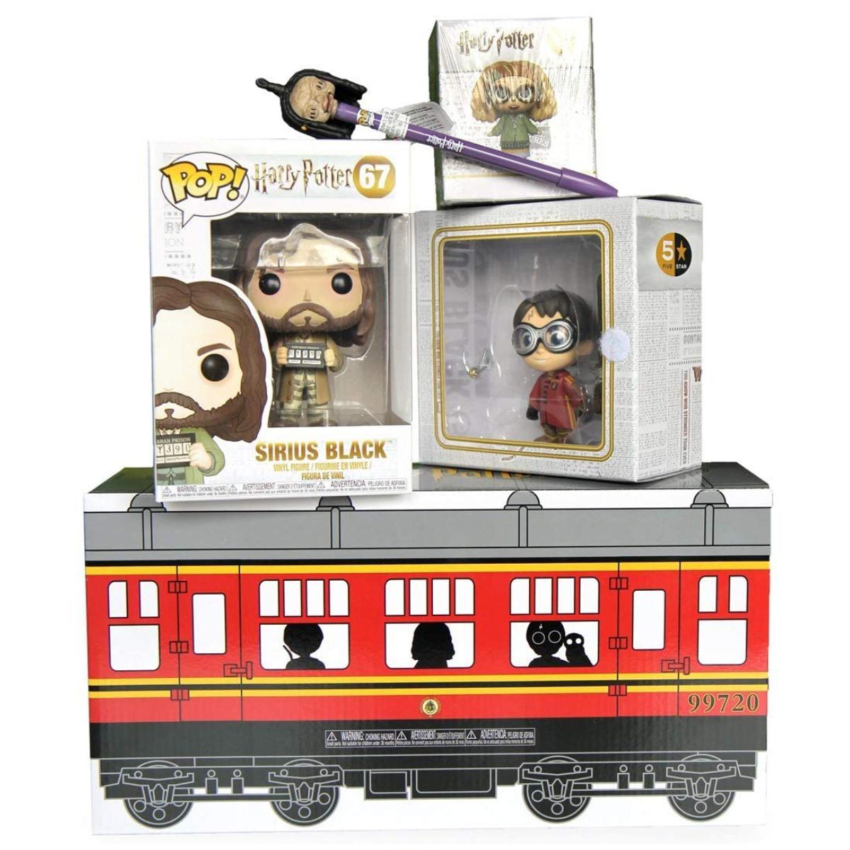 Harry Potter Hogwarts Express Funko Figuren Geschenkbox Ludibrium
