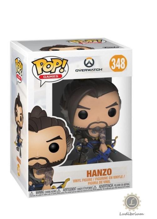 Overwatch - POP Vinyl Figur Hanzo
