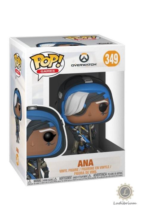 Overwatch - POP Vinyl Figur Ana