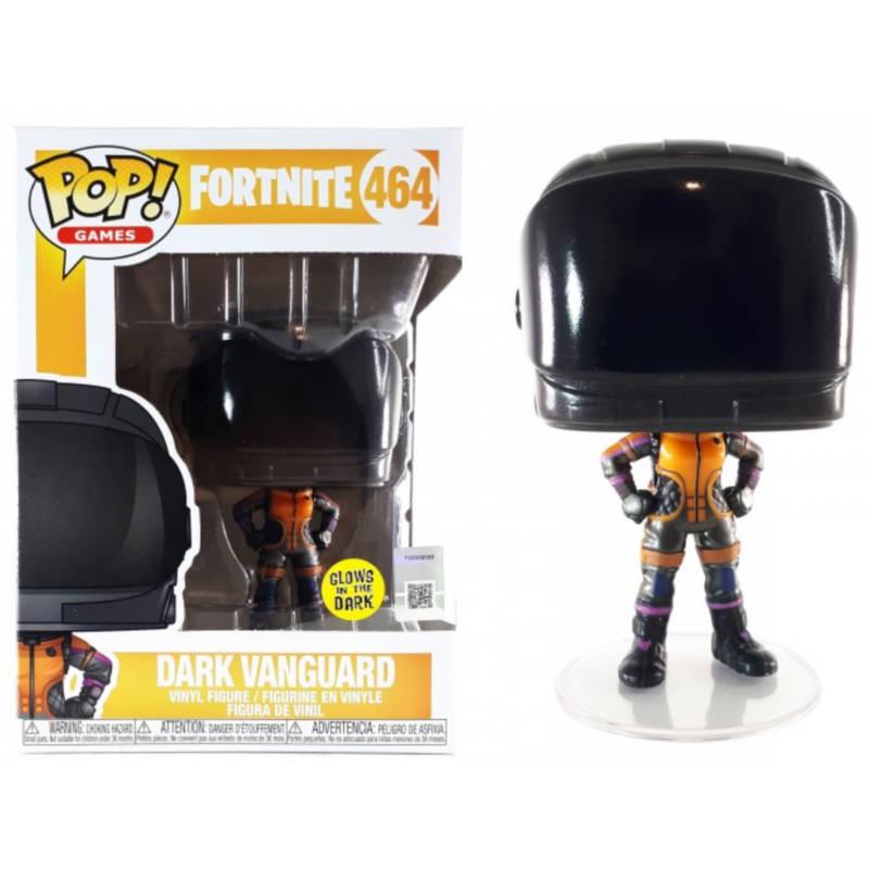 Ludibrium-Fortnite - POP Vinyl Figur Dark Vanguard