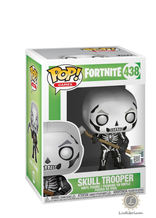 Fortnite - POP Vinyl Figur Skull Trooper