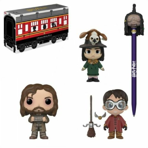 Harry Potter – Hogwarts Express Funko Figuren Geschenkbox