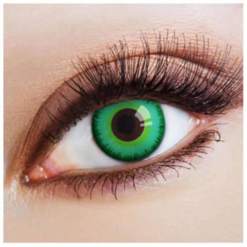 """Kontaktlinsen """"Magic Green Eyes"""""""