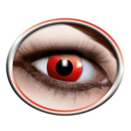 """Kontaktlinsen """"Red Devil"""""""