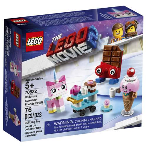 Ludibrium-LEGO® The Movie 2 - 70822 - Einhorn Kittys niedlichste Freunde aller Zeiten!