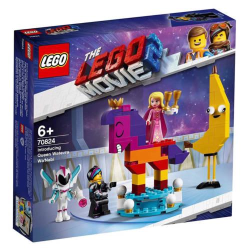Ludibrium-LEGO® The Movie 2 - 70824 - Das ist Königin Wasimma Si-Willi