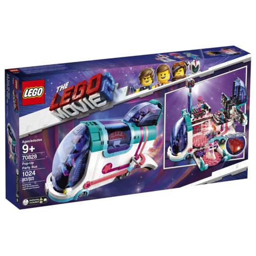 Ludibrium-LEGO® The Movie 2 - 70828 - Pop-Up-Party-Bus - Klemmbausteine