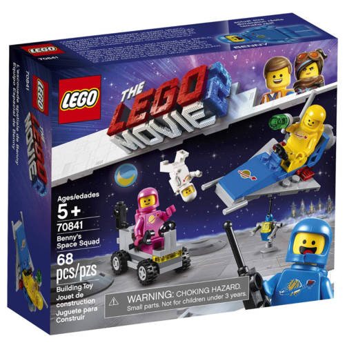 Ludibrium-LEGO® The Movie 2 - 70841 - Bennys Weltraum-Team - Klemmbausteine