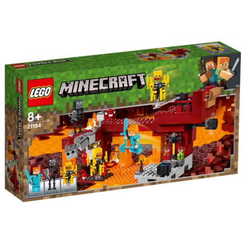 Ludibrium-LEGO® Minecraft™ 21154 - Die Brücke